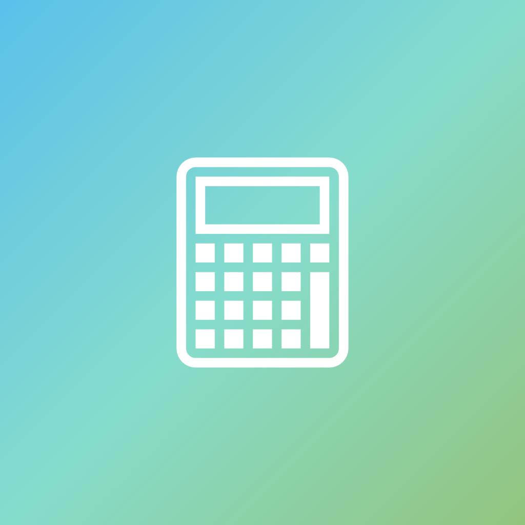 Utiliza esta calculadora para poner precios que sostengan tu negocio