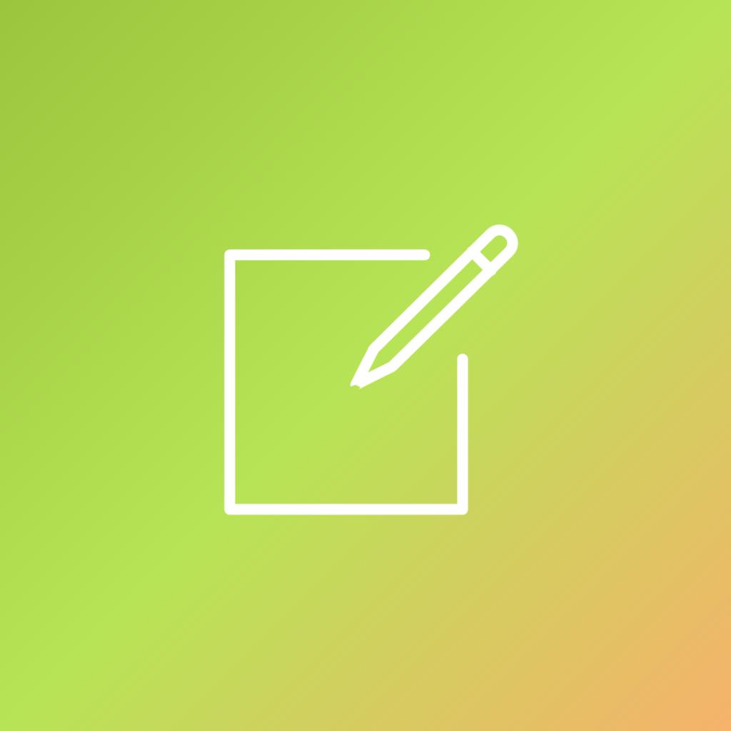 Primer paso: crea una lista de contenido
